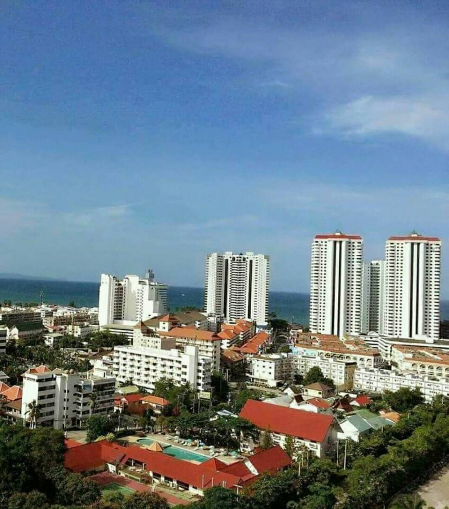 condo for sale jomtien