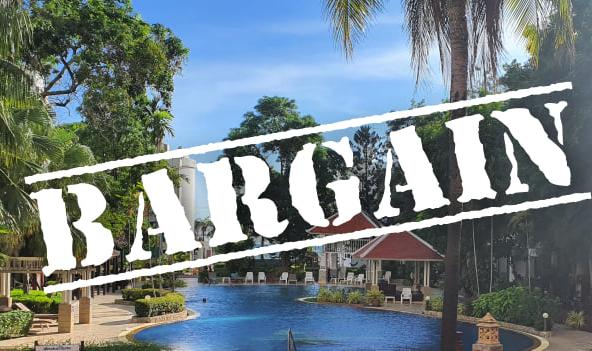 covid price bargain property for sale pattaya