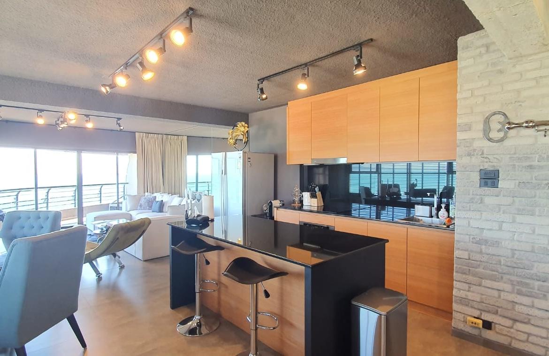 metro jomtien condominium designer apartment for sale